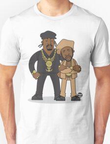 Evolution Of The B-Boy – Eric B & Rakim Unisex T-Shirt