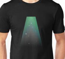 Glitch Ilmenskie Land cave shaft light 1 Unisex T-Shirt