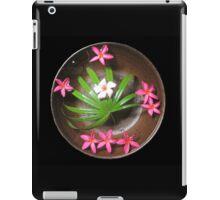 More Thai Floating Flower Arrangements iPad Case/Skin