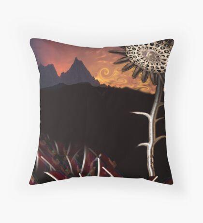 Creative Reality Throw Pillow
