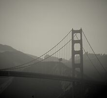 Golden Gate by Nancy