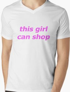 this girl can shop II T-Shirt