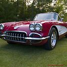 1960 Chevrolet Corvette by kenmo