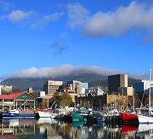 Hobart Port by KT111