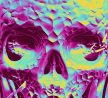 Bright Skull Sticker