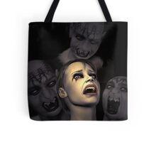 Night Screams Tote Bag