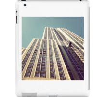 Empire State Building iPad Case/Skin