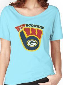 WinSconsin 2.0 Women's Relaxed Fit T-Shirt