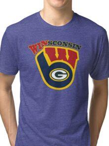 WinSconsin 2.0 Tri-blend T-Shirt
