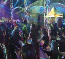 Airlie Beach Music Festival - 2014  Friday Night  Sticker