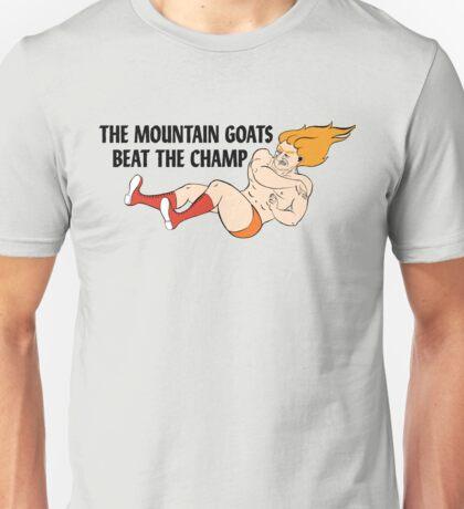 The Mountain Goats - Beat The Champ Unisex T-Shirt