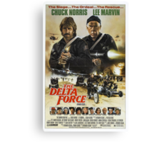 The Delta Force Canvas Print