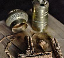 Cinnamon sticks by Rdiepenheimfoto