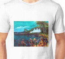 Airlie Beach Music Festival - 2013 thursday Jam Unisex T-Shirt