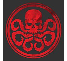 Hail Hydra! Photographic Print
