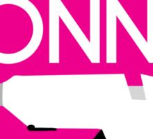 Hello Donnie - Orphan Black Sticker