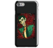 He's a nice man iPhone Case/Skin
