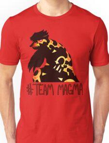 Pokemon / Team Magma Tee Unisex T-Shirt