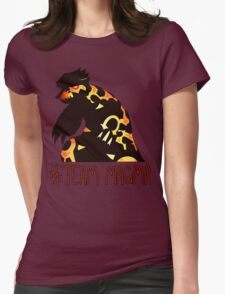Pokemon / Team Magma Tee Womens Fitted T-Shirt