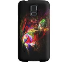 Burst of Color Samsung Galaxy Case/Skin