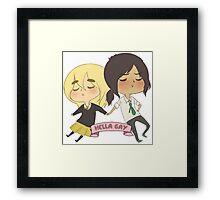 yumikuris [SnK] Framed Print