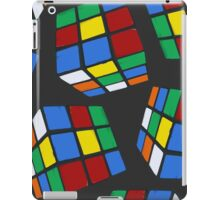 Rubik's, Used iPad Case/Skin