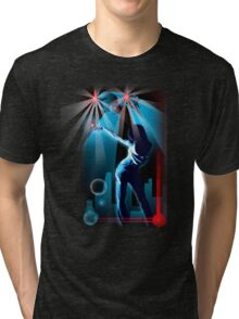 All night disco party Tri-blend T-Shirt