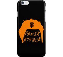 Panik Attack iPhone Case/Skin