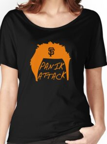 Panik Attack Women's Relaxed Fit T-Shirt