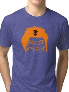 Panik Attack Tri-blend T-Shirt