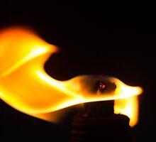 Flame by Nadim Baki