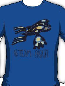 Pokemon / Team Aqua Tee T-Shirt