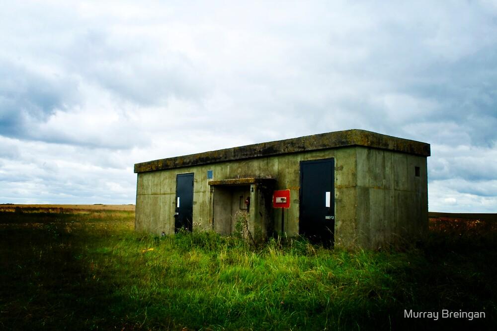 storage Bunker by Murray Breingan