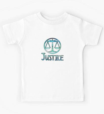 Justice  Kids Tee