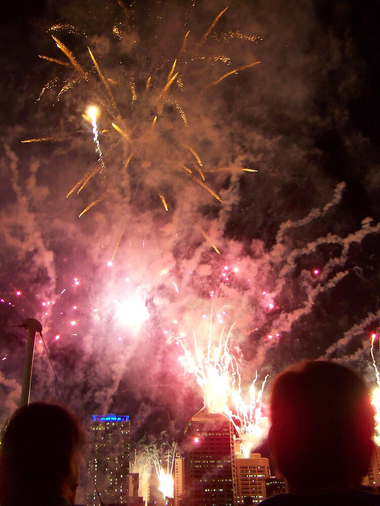 More Fireworks by aperture