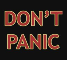 Don't Panic by bradlo