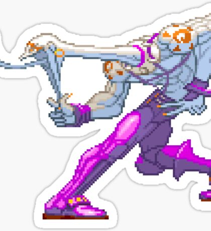 Street Fighter - Necro Taunt Sticker