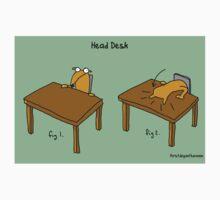 Head Desk Kids Clothes