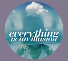 Everything is an illusion Kids Clothes