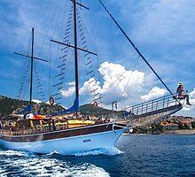 Gulet Tours Croatia by Paulin hod