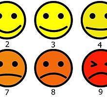 "Baymax ""How are you feeling"" Emojis by dizzytheflash"