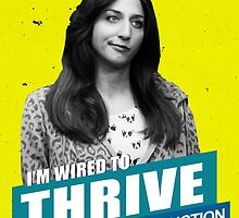 I'm Wired To Thrive On Dysfunction by IvyAndBeau