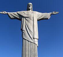 Corcovado Brazil by keshabap