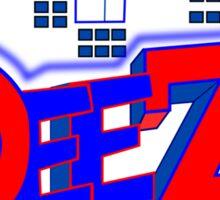 DeeZy City Sticker