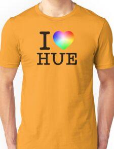 I LOVE HUE Unisex T-Shirt