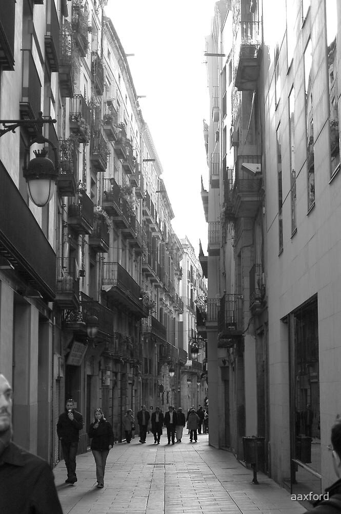 Ramblas, Barcelona by aaxford