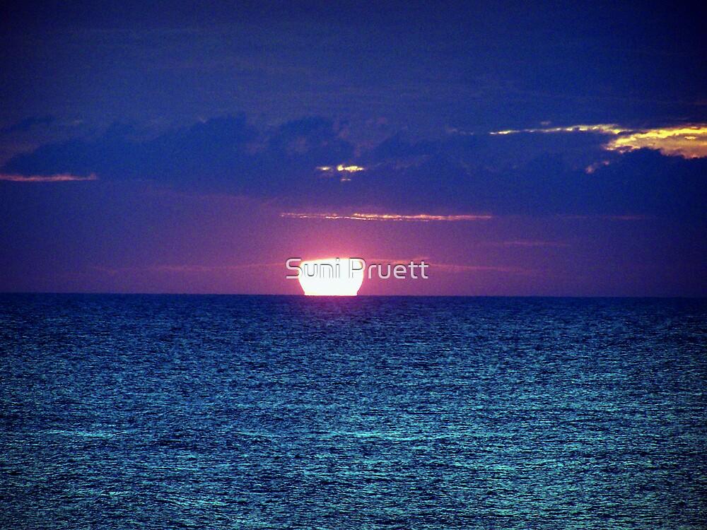 Beautiful Jamaican Sunset by Suni Pruett
