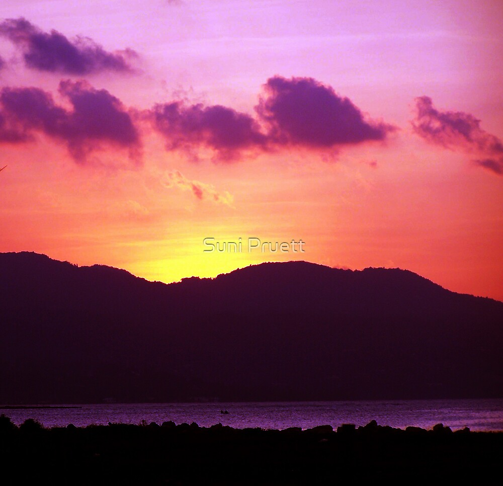 Evening in Montego by Suni Pruett