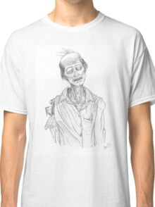 Emaciated Zombie Classic T-Shirt