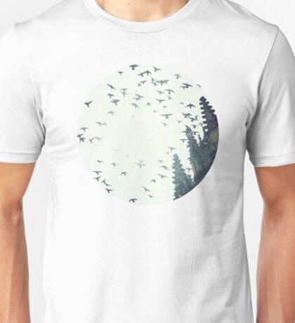 The Sun is always blinding me Unisex T-Shirt